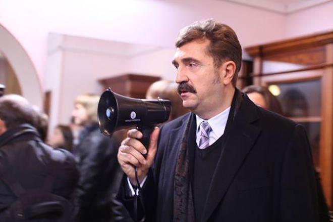 Режиссер Валерий Комиссаров