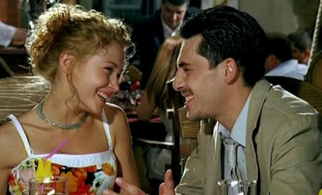 Эльвира Болгова и Микаэл Джанибекян в мелодраме «Моя большая армянская свадьба»