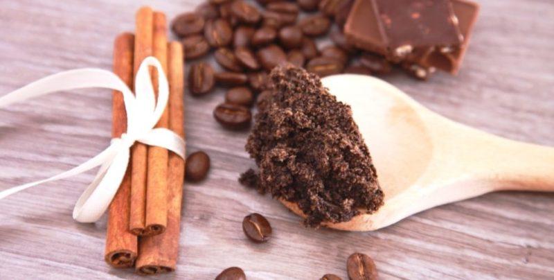 кофейный скраб противопоказания