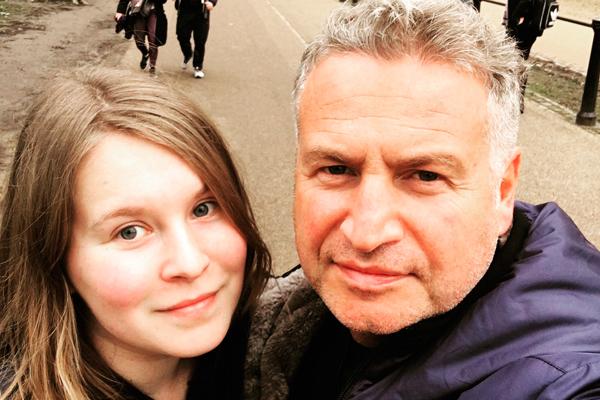 отец и дочь агутина