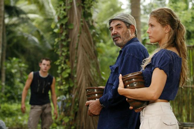 Эльвира Болгова в сериале «Остров ненужных людей»