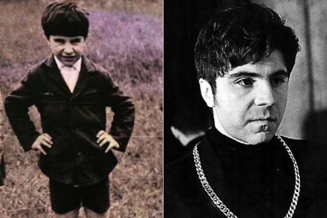 Сосо Павлиашвили в детстве и молодости