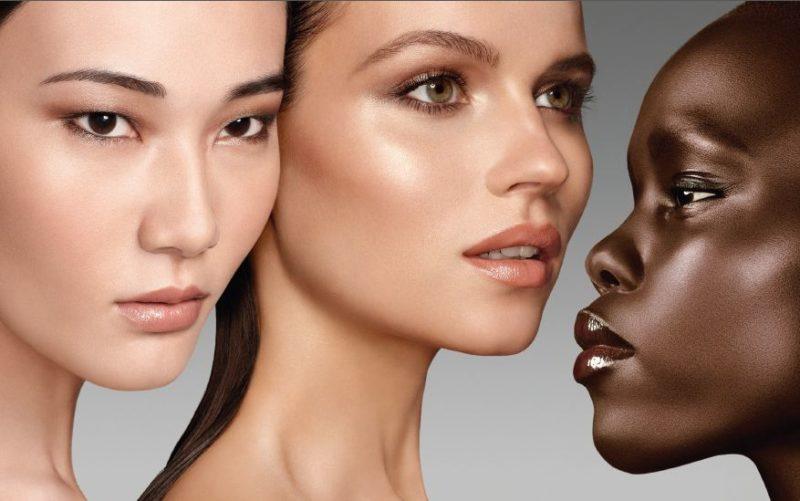выбираем хайлайтер по цвету кожи
