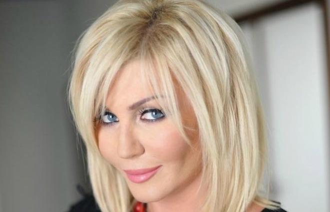 Народная артистка Украины Ирина Билык