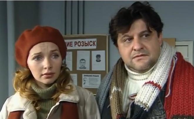 Александр Самойленко в фильме «Сердце капитана Немова»