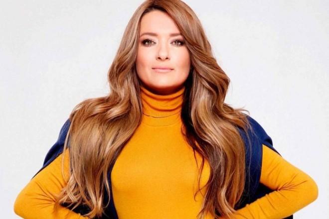 Певица Наталия Могилевская