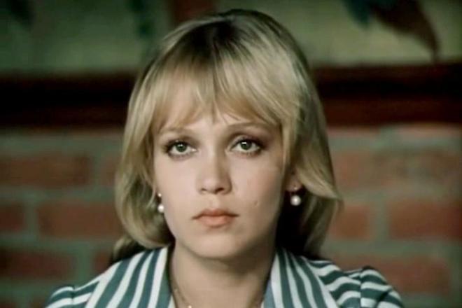 Ирина Шевчук в молодости