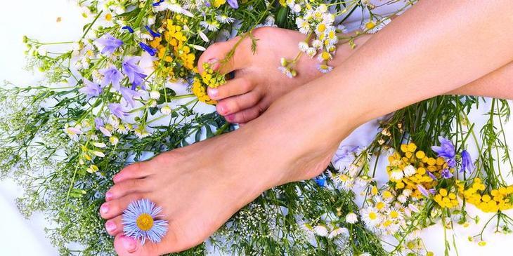 Профилактика появления грибка ногтей на ногах