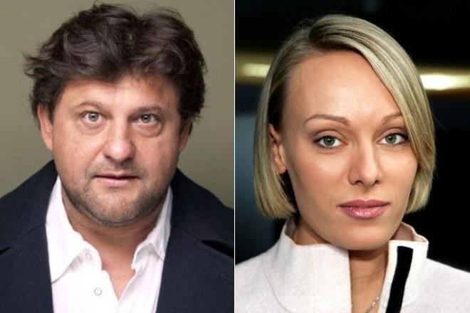 Александр Самойленко и Ольга Ломоносова
