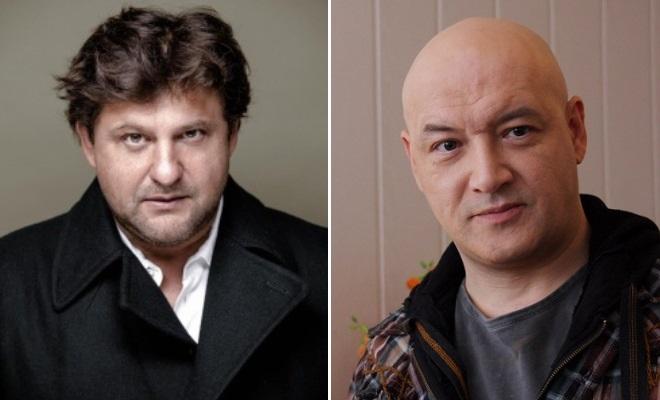 Александр Самойленко и Максим Суханов