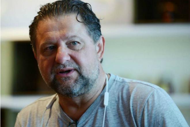 Александр Самойленко в 2018 году