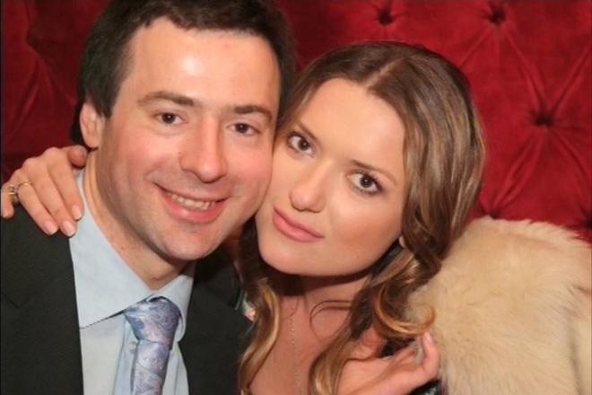 Егор Долинин и Наталия Могилевская