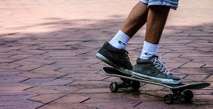 Сонник кататься на скейте