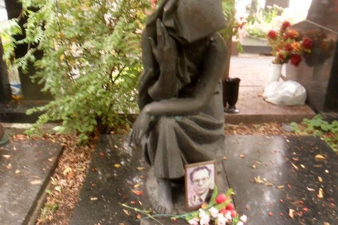 Могила Валерия Легасова