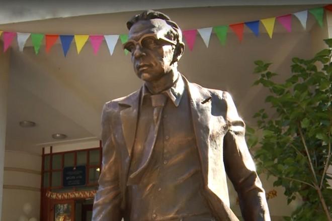 Памятник Валерию Легасову