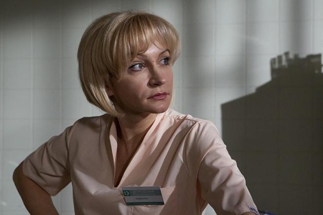 Анна Якунина в сериале «Склифосовский»