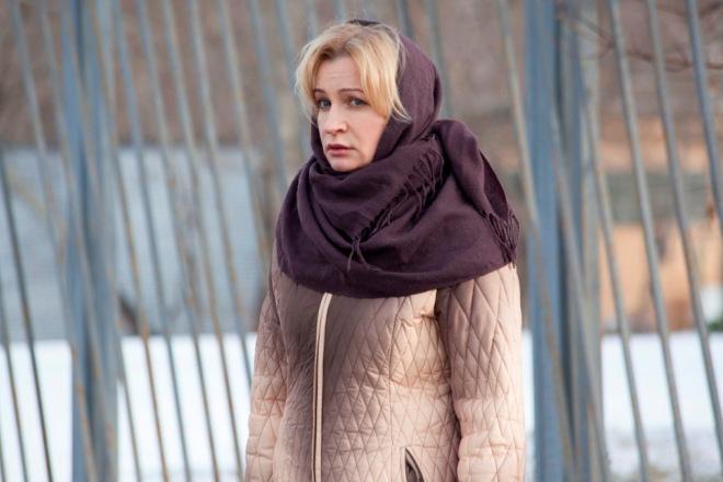Анна Якунина в сериале «Жемчуга»
