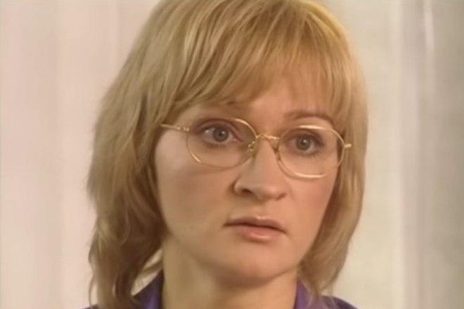 Анна Якунина в сериале «Личная жизнь доктора Селиваной»