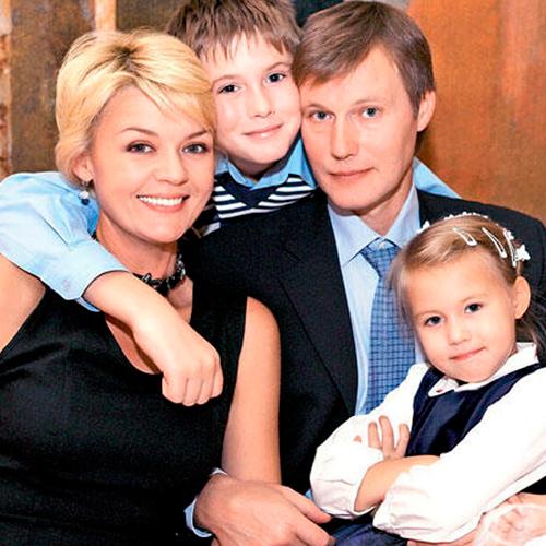 семья игоря гордина