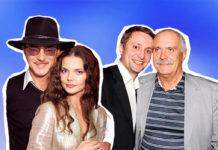 семьи с актерами в поколениях