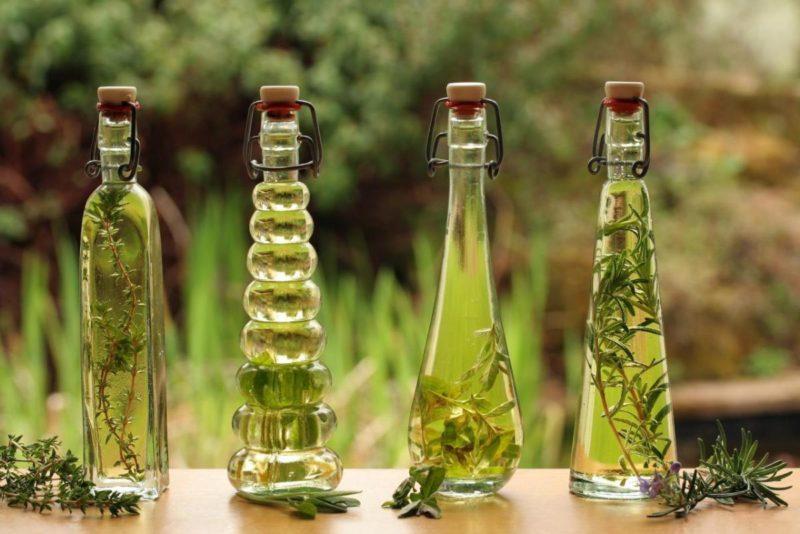 эфирные масла для приготовления термальной воды