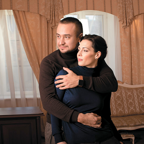 муж актер жена актриса