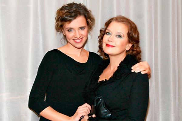 дочь и мать актрисы