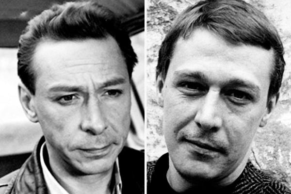 сын и отец актеры