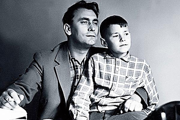 актеры в семье