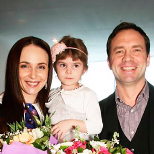 семья актера васильева