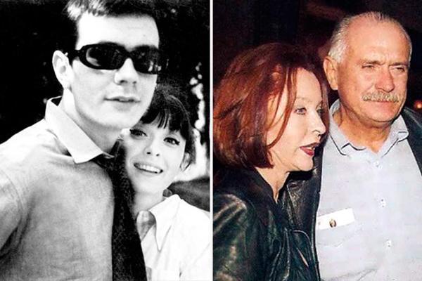 муж и жена актеры