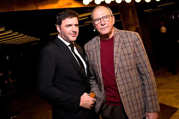 актеры сын с отцом
