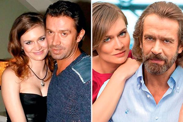 семья актеров