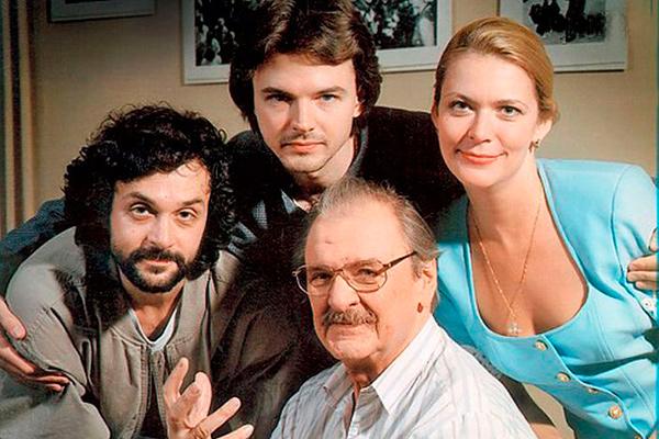 все актеры в семье