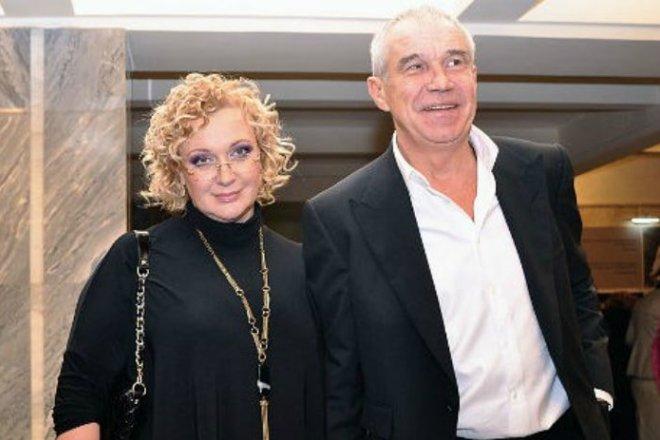 Сергей Гармаш и Ирина Тимофеева