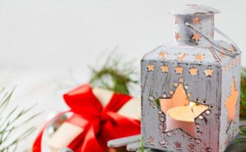 Рождественский фонарик своими руками: поделки к Новому году