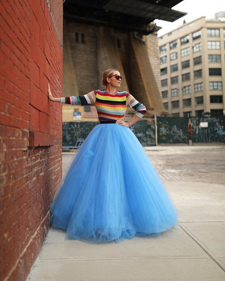 Зимние юбки 2020 фото 6