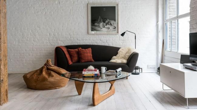 Кресло-мешок в современном интерьере