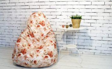 Кресло-мешок своими руками - это недорогой и удобный вариант для любого современного интерьера