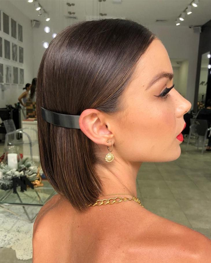 свадебные причёски для коротких волос фото 1