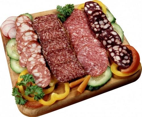 Красивые нарезки колбасы: фото идеи, как оформить колбасную нарезку