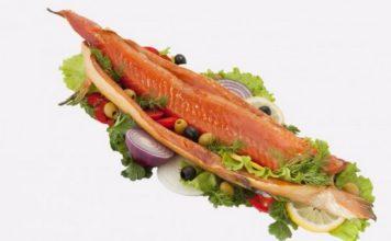 Рыбная нарезка и рыбное ассорти - фото, оформление нарезки из рыбы