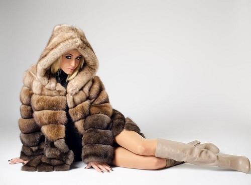Модные зимние шубы - фото, фасоны, новинки шуб на любой вкус