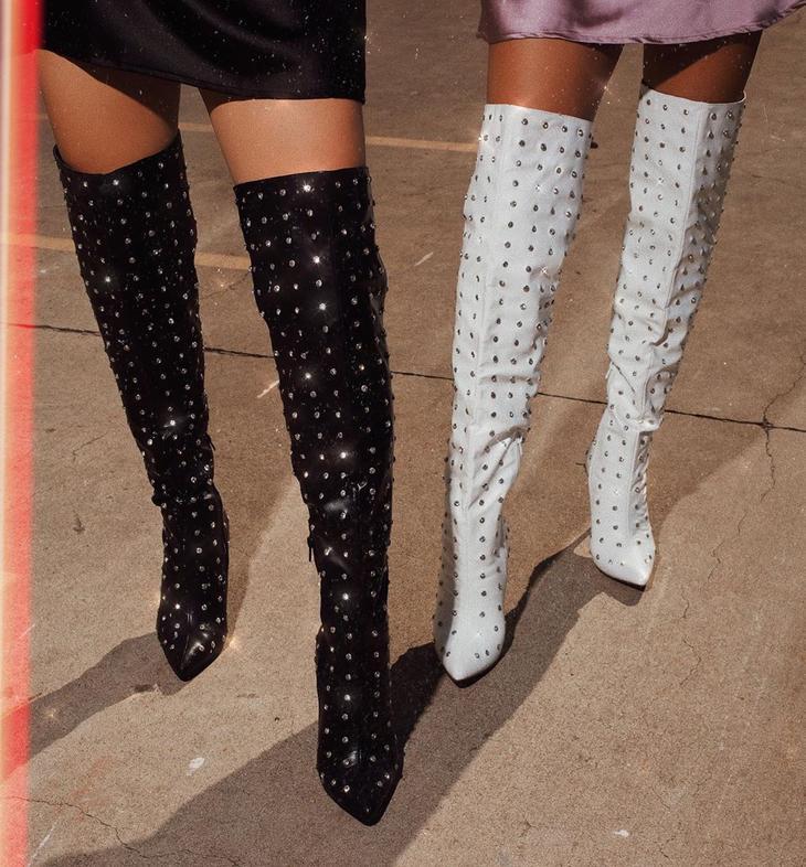 Зимняя женская обувь 2020 фото 8