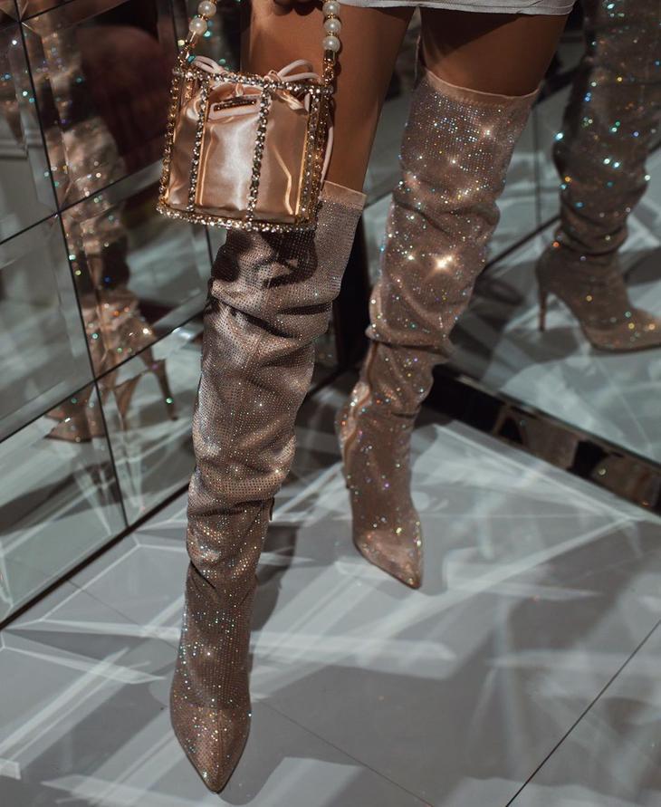 Зимняя женская обувь 2020 фото 7