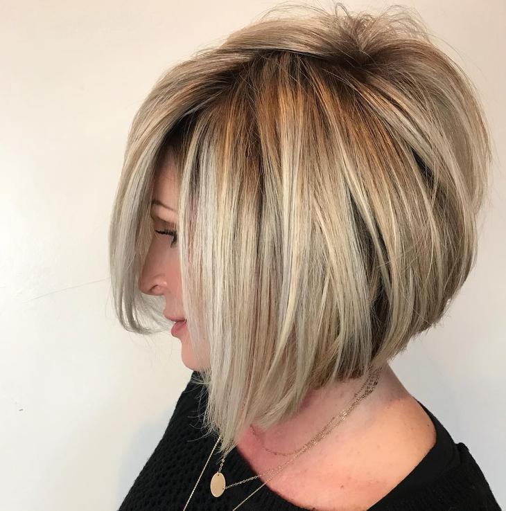 популярные цвета волос 2019 года фото 15