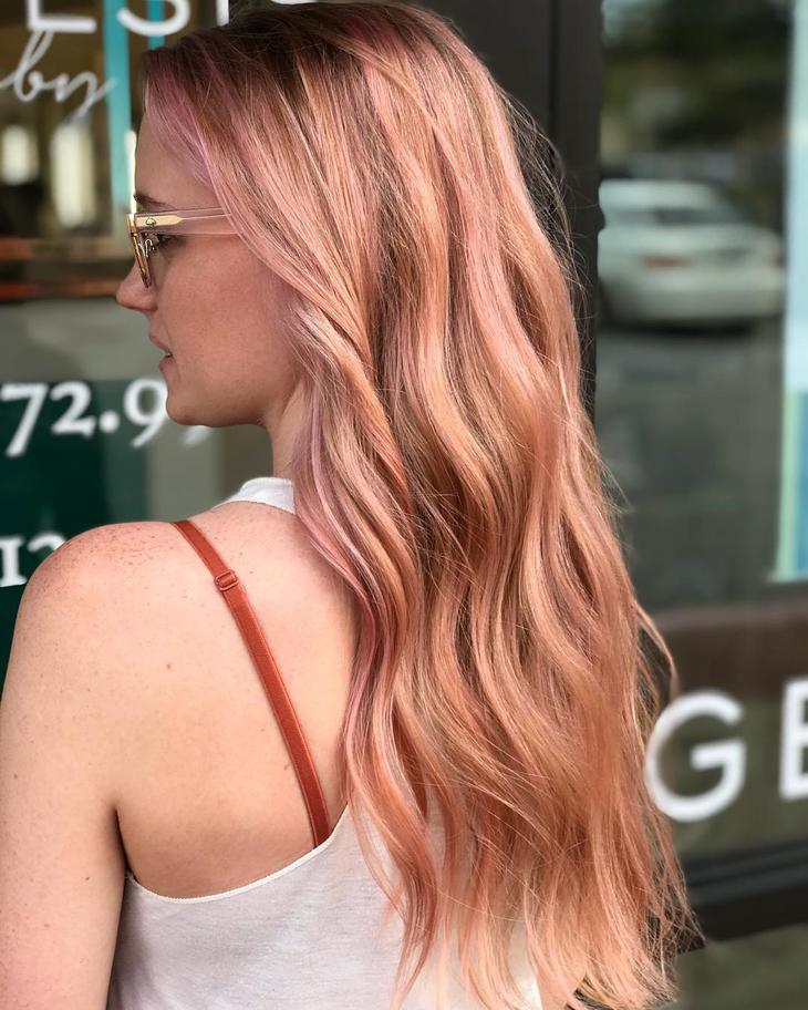 клубничный блонд фото 1