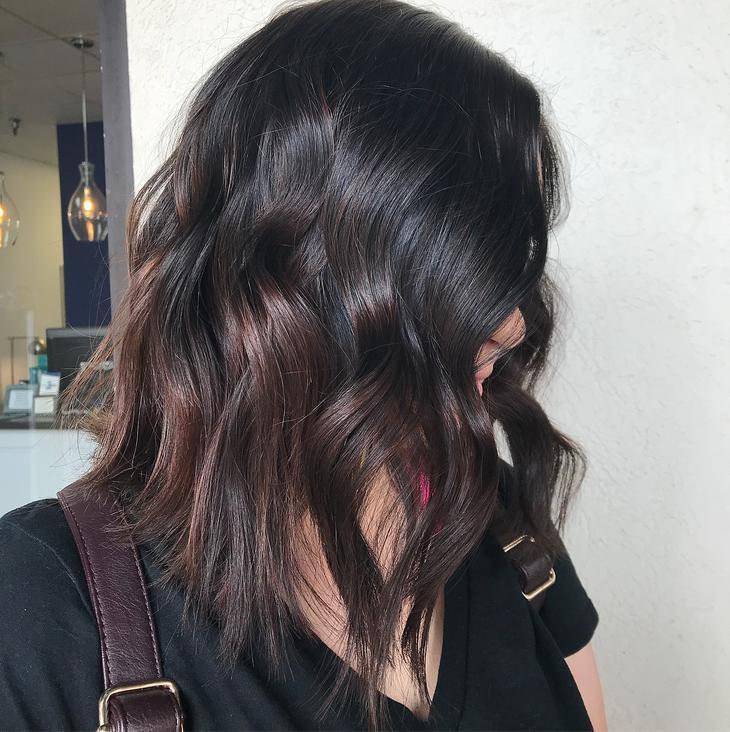 популярные цвета волос 2019 года фото 19