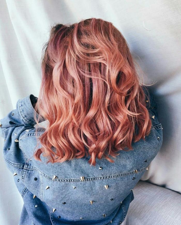 клубничный блонд фото 10