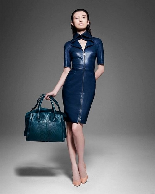 Кожаные платья 2019-2020 - эффектный наряд для эффектных женщин